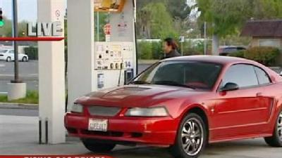 Drivers Upset Over High Fuel Prices