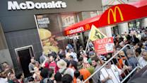 Fast Food Fight! Workers Protest for HUGE Minimum Wage Hike
