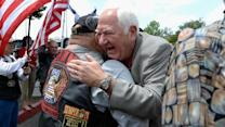 Vietnam POWs mark 40 years since being released