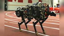 MIT's Cheetah Robot Can See and Jump Over Hurdles