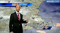 David's stormy Saturday forecast