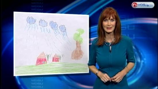 Margaret's Weather Picture for April 11