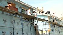 Habitat For Humanity Gets 'Assist' From LA Lakers