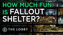 How much fun is Fallout Shelter?  - The Lobby
