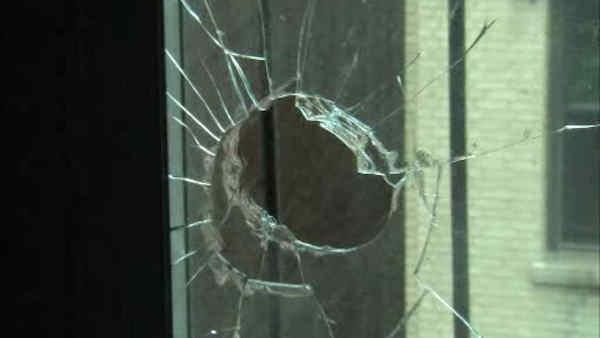 12-year-old struck by stray bullet in bedroom