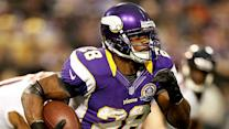 Peterson running to best season ever