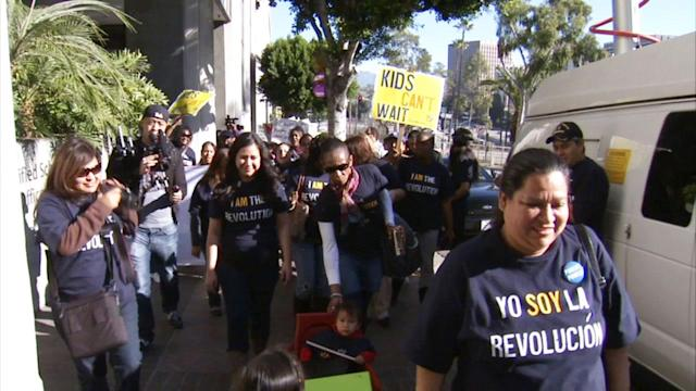 Parent Trigger Law signatures filed for first time against LAUSD