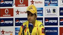 Chennai Super Kings post-match press conference