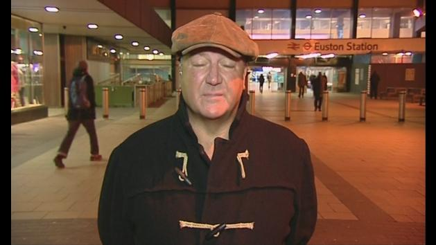 Bob Crow: 'I'm not the man behind the strikes'
