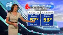 WBZ AccuWeather Midday Forecast For April 28