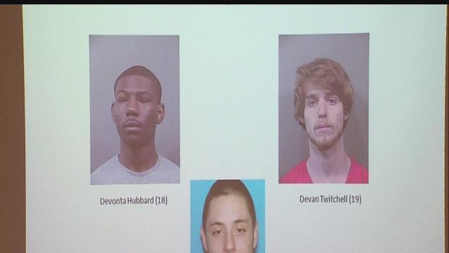 Teens arrested in armed robbery at Franklin pharmacy