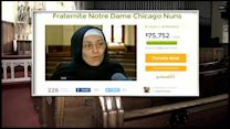 Nuns Warmed By Chicago Kindness