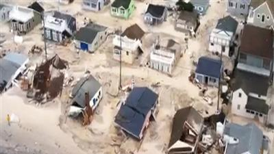 Sandy busts up New Jersey, rebirth promised
