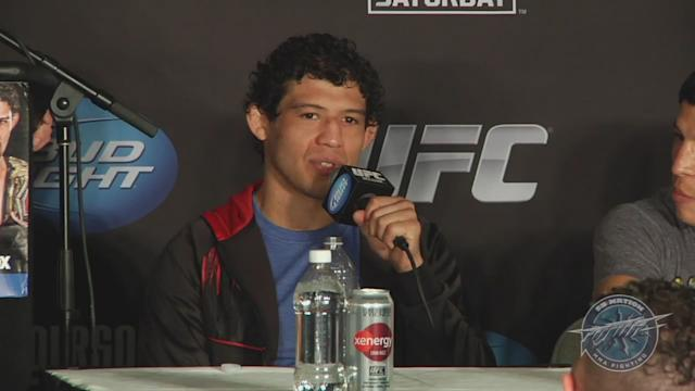 UFC on FOX 7 post-fight press conference highlights