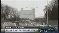 Profit from nat gas as a political bargaining chip