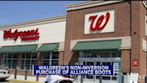 Walgreen to complete non-inversion acquisition of Alliance Boots