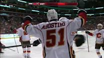 Kenny Agostino scores his first NHL goal