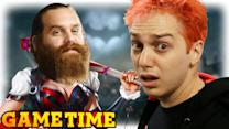 HARLEY THE SEXY CLOWN (Gametime w/ Smosh Games)