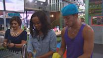 Big Brother - The Jocasta and Frankie Show - Live Feed Highlight