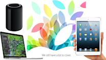 What to expect at Apple's October 22nd event