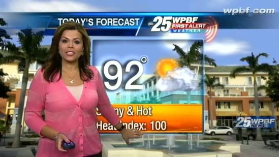 Wednesday Afternoon First Alert Forecast August 1