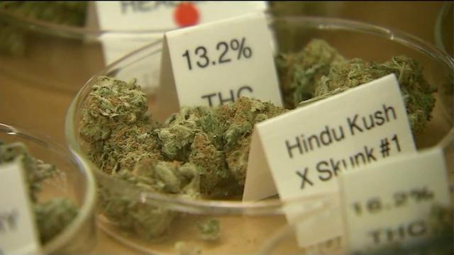 Medical Marijuana Clinic Can`t Sell Weed?