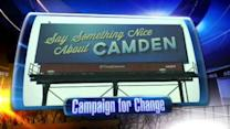 Camden's new billboard campaign could change image