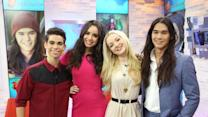 "The Cast of Disney Channel's ""The Descendants"" Show You Their Moves"