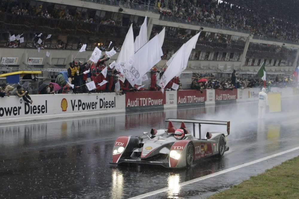 日以繼夜 人與Audi的24小時賽車馬拉松