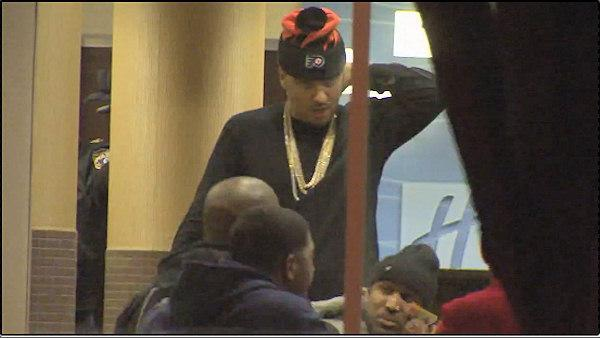 Shooting near rapper French Montana's tour bus leaves 1 dead (PHOTOS)