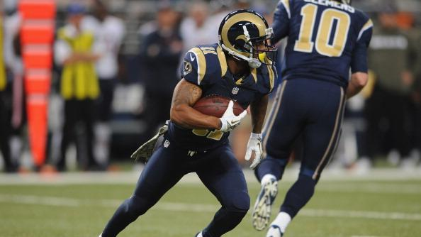 RADIO: Increased role in Rams offense for Tavon Austin