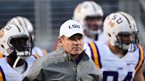 RADIO: RADIO: Why Les Miles is done coaching a top 5 program