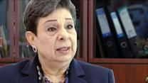 PLO's Hanan Ashrawi: 'Deliberate Massacre' in Gaza