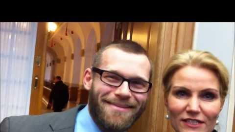 Danish Prime Minister stars in another selfie