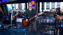 Goo Goo Dolls Bring a 'Rebel Beat' to NYC's Times Square