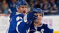 Stamkos, St. Louis using 'amazing' chemistry to propel Lightning