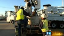 Hurricane Sandy ComEd crews traveling to East Coast to help with power outages
