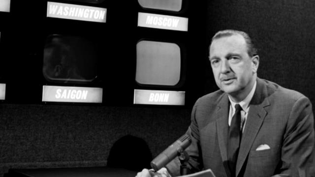 Cronkite's anchoring debut celebrates 50th anniversary