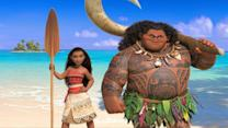 New Disney Princess Moana Revealed, Latest 'Hunger Games' Trailer Released and More in 'Pop News'