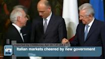 Europe News - Silvio Berlusconi, European Central Bank, Volkswagen AG