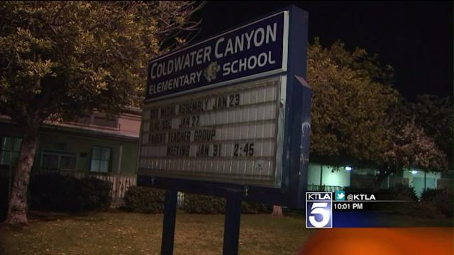 Police Search for Attacker Who Grabbed 10-Year-Old at School