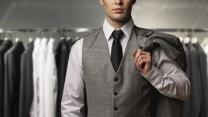 The power suit is alive and well. Here's how to dress for success.