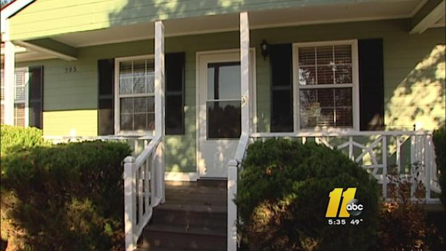 Soldier gets new home in Durham