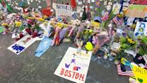 Boston marking one week since marathon bombing