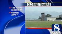 FAA Closes 149 Airport Towers