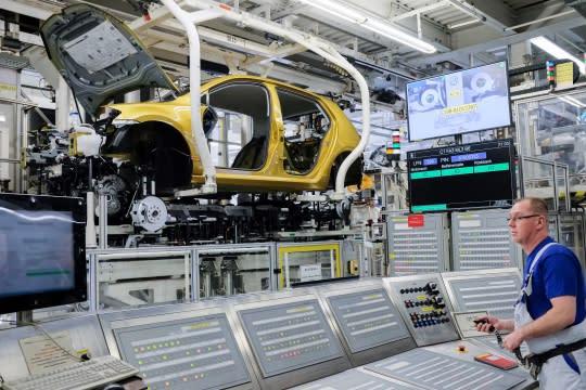 VW矢志成為電動車第一品牌 明年底I.D.車款正式量產