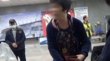 中國遊客攜香腸闖小三通 罰20萬哭鬧機場