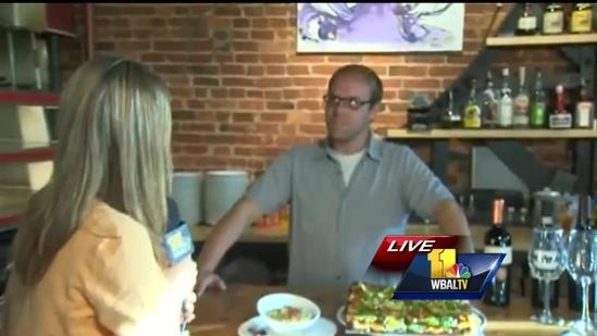 Ava previews weekend's 'Taste for Life' event at Lyric