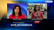 Gay rights advocates, religious leaders react to same sex rulings