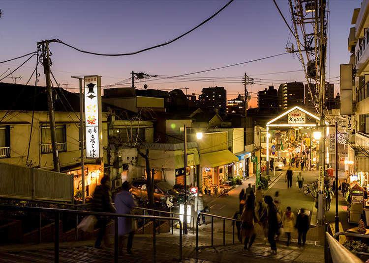 老東京新探險!邂逅懷舊好時光的4條老街